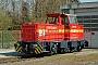 """MaK 700025 - RheinCargo """"DH 102"""" 18.04.2015 - Lengerich, Dyckerhoff ZementwerkWillem Eggers"""