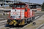 """MaK 700027 - DE """"731"""" 08.04.2011 - Bochum, Thyssen KruppRolf Alberts"""