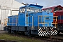 """MaK 700029 - Hoesch Hohenlimburg """"735"""" 04.01.2017 - Moers, Vossloh Locomotives GmbH, Service-ZentrumPatrick Böttger"""