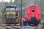 """MaK 700029 - Hoesch Hohenlimburg """"735"""" 15.07.2016 - Ratingen, Bahnhof WestBernd Bastisch"""