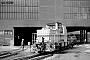"""MaK 700031 - Krupp """"KS-WR 78"""" 18.03.1981 - Duisburg-Rheinhausen-OstDr. Günther Barths"""