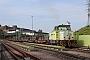"""MaK 700032 - DE """"736"""" 09.05.2020 - Bochum-HammeJura Beckay"""