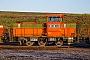 """MaK 700039 - RBH Logistics """"551"""" 27.11.2015 - Marl-Sinsen, RBH-Bahnhof Am Alten PüttMalte Werning"""