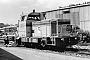 """MaK 700039 - RAG """"551"""" 02.06.1985 - Gladbeck, Betriebswerk RAGPeter Ziegenfuss"""