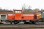 MaK 700049 - northrail 08.04.2011 - Kiel-WikTomke Scheel