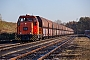 """MaK 700055 - RBH Logistics """"554"""" 27.11.2015 - Marl-Sinsen, RBH-Bahnhof Am Alten PüttMalte Werning"""