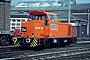 """MaK 700055 - RAG """"554"""" 11.04.2002 - GladbeckRainer Wittbecker"""