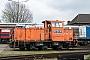 "MaK 700055 - RBH Logistics ""554"" 07.04.2017 - Moers, Vossloh Locomotives GmbH, Service-ZentrumMichael Kuschke"