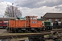"MaK 700055 - RBH Logistics ""554"" 11.04.2017 - Moers, Vossloh Locomotives GmbH, Service-ZentrumMartin Weidig"