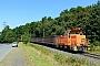 """MaK 700055 - RBH Logistics """"554"""" 18.08.2016 - Bottrop-Welheimer MarkJura Beckay"""