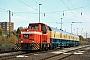 "MaK 700056 - RBH Logistics ""555"" 03.11.2009 - Marl-SinsenGötz Gleitsmann"