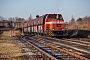 """MaK 700057 - RBH Logistics """"556"""" 27.11.2015 - Marl-Sinsen, RBH-Bahnhof Am Alten PüttMalte Werning"""