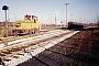 "MaK 700057 - RAG ""556"" 13.01.1989 - Herne, Güterbahnhof Wanne-EickelMichael Vogel"