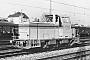 """MaK 700057 - RAG """"V 506"""" 08.02.1982 - HerfordRichard Schulz (Archiv Christoph und Burkhard Beyer)"""
