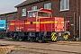 "MaK 700060 - RheinCargo ""X"" 23.01.2014 - Moers, Vossloh Locomotives GmbH, Service-ZentrumRolf Alberts"