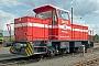 "MaK 700060 - RheinCargo ""DH 110"" 01.09.2017 - Brühl-Vochem, RheinCargo BetriebshofFerenc Naumann"