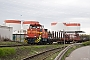 "MaK 700061 - NE ""III"" 27.04.2012 - Düsseldorf, HafenIngmar Weidig"