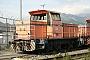 """MaK 700065 - SerFer """"K 159"""" 14.09.2008 - Genova-VoltriFrank Glaubitz"""