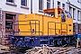 MaK 700081 - BBC __.__.1985 - Mannheim, BahnbetriebswerkErnst Lauer