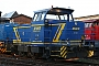 "MaK 700082 - MWB ""V 762"" 22.12.2008 - Moers, Vossloh Locomotives GmbH, Service-ZentrumPatrick Paulsen"