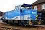 "MaK 700085 - RCD ""V 763"" 10.11.2008 - Moers, Vossloh Locomotives GmbH, Service-ZentrumRolf Alberts"