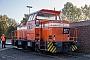 """MaK 700095 - RBH Logistics """"561"""" 27.11.2015 - Marl-Sinsen, RBH-Bahnhof Am Alten PüttMalte Werning"""