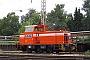 """MaK 700095 - RBH Logistics """"561"""" 19.06.2011 - Gladbeck-ZweckelMartin Weidig"""