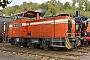 "MaK 700095 - RBH Logistics ""561"" 22.09.2018 - Bochum-Dahlhausen, EisenbahnmuseumDietrich Bothe"
