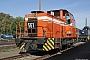 "MaK 700095 - RBH Logistics ""561"" 20.09.2018 - Bochum-Dahlhausen, EisenbahnmuseumMartin Welzel"
