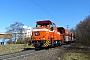 """MaK 700095 - RBH Logistics """"561"""" 06.04.2018 - Bottrop, Welheimer MarkJura Beckay"""