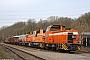 "MaK 700095 - RBH Logistics ""561"" 02.04.2019 - Bochum-Dahlhausen, EisenbahnmuseumMartin Welzel"
