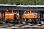"MaK 700095 - RBH Logistics ""561"" 23.04.2019 - Bochum-Dahlhausen, EisenbahnmuseumMartin Welzel"