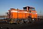 "MaK 700096 - RBH Logistics ""562"" 27.11.2015 - Marl, HafenMalte Werning"