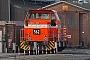 """MaK 700096 - RBH Logistics """"562"""" 11.01.2014 - MarlDominik Eimers"""