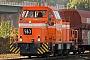 "MaK 700097 - RBH Logistics ""563"" 09.10.2009 - Bottrop-SüdPeter Luemmen"