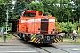 MaK 700097 - Grillo 28.06.2017 - Duisburg-Hamborn, BahnhofHermann-Josef Möllenbeck