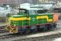 """MaK 700099 - Hoesch Hohenlimburg """"763"""" 14.12.2007 - Moers, Vossloh Locomotives GmbH, Service-ZentrumPatrick Paulsen"""