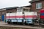 "MaK 700105 - InfraServ ""2"" 11.01.2012 - Moers, Vossloh Locomotives GmbH, Service-ZentrumRolf Alberts"