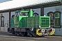 "MaK 700105 - InfraServ ""2"" 11.12.2012 - Moers, Vossloh Locomotives GmbH, Service-ZentrumRolf Alberts"