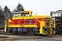 "MaK 700107 - EH ""772"" 07.02.2009 - Moers, Vossloh Locomotives GmbH, Service-ZentrumPatrick Böttger"