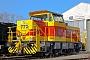 "MaK 700107 - EH ""772"" 06.02.2009 - Moers, Vossloh Locomotives GmbH, Service-ZentrumRolf Alberts"