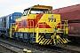 "MaK 700107 - EH ""772"" 09.02.2009 - Moers, Vossloh Locomotives GmbH, Service-ZentrumAlexander Leroy"