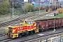 """MaK 700107 - TKSE """"772"""" 24.11.2019 - Duisburg-Hüttenheim, HKMJura Beckay"""