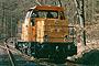 "MaK 700110 - SK ""33"" 19.04.1994 - Pfannenberg, SpitzkehrePeter Merte"