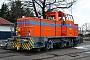 MaK 700110 - K+S 22.12.2008 - Moers, Vossloh Locomotives GmbH, Service-ZentrumFrank Glaubitz