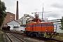 """MaK 700110 - K+S """"2"""" 28.08.2015 - Heringen (Werra)Burkhart Liesenberg"""