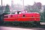 """MaK 800001 - DB """"280 006-8"""" __.__.1975 - CoburgHans-Herbert Frohn (Archiv Freunde der Eisenbahn)"""