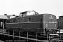 "MaK 800002 - DB ""280 007-6"" 05.04.1969 - Coburg, BahnbetriebswerkUlrich Budde"