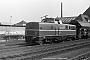"""MaK 800005 - HKB """"V 31"""" 26.07.1979 - Bad Hersfeld, BahnhofStefan Motz"""