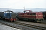 """MaK 800005 - HKB """"V 31"""" 28.02.1978 - Phillipsthal-HattorfLudger Kenning"""